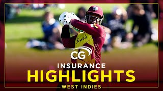 Highlights | West Indies v Australia | Windies Powered To 2-0 Lead | 2nd CG Insurance T20I 2021