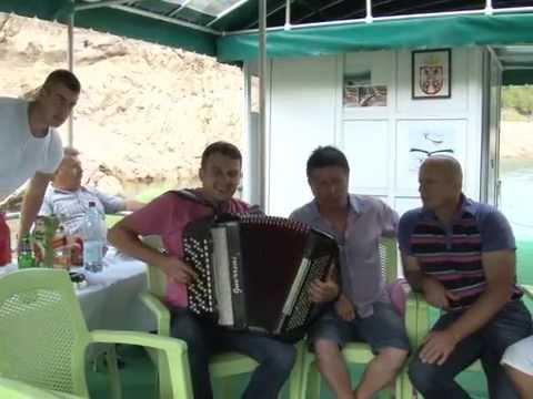 REPORTAZA TV DUGA SAT - Nova Varos - Zlatarsko jezero i reka Uvac (2011)