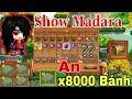 Làng Lá Phiêu Lưu Ký | Show Cải Trang Madara Và Ăn 8000 Bánh Trưng - Cái Kết ??? thumbnail