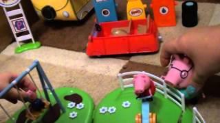 Игры свинка Пеппа играть онлайн