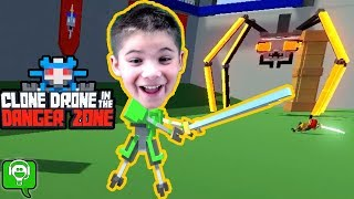 Clone Drone in the Danger Zone Endless Best