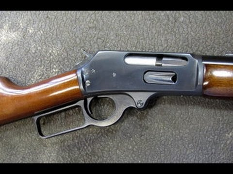 Rare - Marlin 30TK .30-30 Lever Action Rifle - Shooting & Review