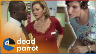 Joanna's Birthday | Green Wing | Series 1 Episode 4 | Dead Parrot
