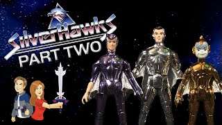 Silverhawks: Vintage Toy Review - Part 2 of 2 Kenner 1980s Toys