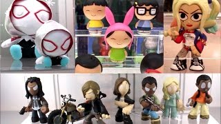 2016 New York Toy Fair Funko Dorbs Mystery Minis Fabrications And More At The Funko Booth Video
