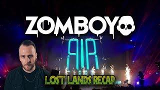 Zomboy A Lost Lands 2018