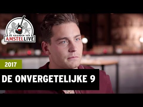 Onvergetelijke 9 - Douwe Bob & The Common Linnets - De Vrienden van Amstel LIVE! 2017