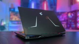 Aorus 15 X9 Review - $2000 RTX 2070 Gaming Laptop