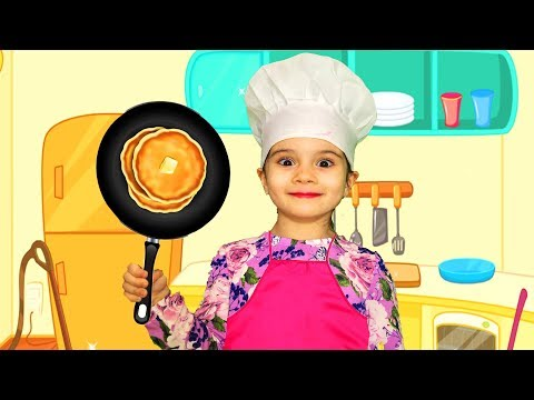 Breakfast for my Mama song Nursery Rhymes for kids from Funny Leyla