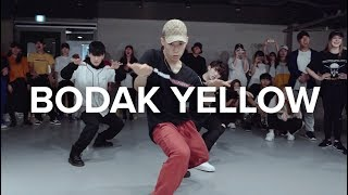 Download Lagu Bodak Yellow - Cardi B / Koosung Jung  Choreography Gratis STAFABAND