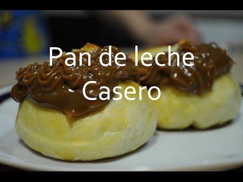 Receta Pan de Leche Casero | Fácil y Económico - CocinaConVero