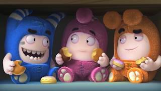 Oddbods, Learn colors with Oddbods Cartoon   Learning Colors for Children