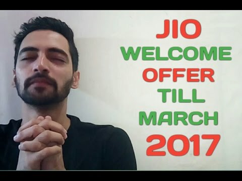 Reliance JIO 4G Welcome Offer May Be Extended Till March 31 2017