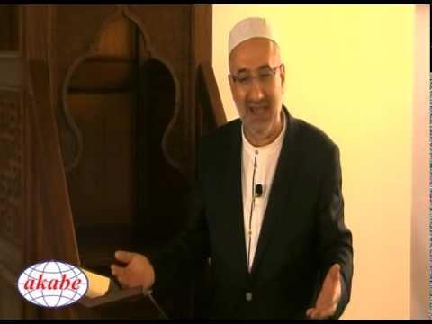 Gazze - Mustafa İslamoğlu - Cuma Hutbesi - 18.07.2014