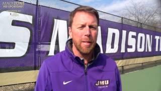 2014-15 JMU MT - Postmatch vs. Howard