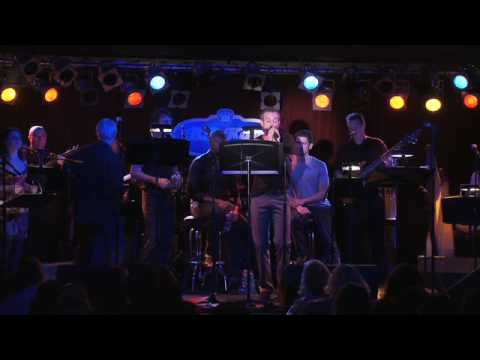 Adam Pascal, Terrence Mann & Jarrod Emick performing Helluva Guy / Same Boy Now from DRIFT, Live @ BB King