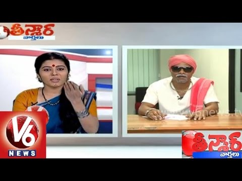 Teenmaar News - Mallanna & Ramullama about official recognition for Tamilnadu Dhoti