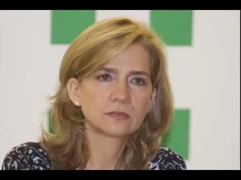 Princess Cristina to Be Tried for Fraud Spain