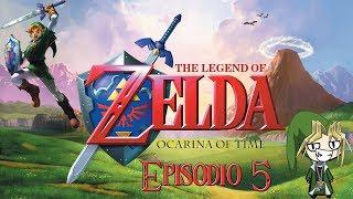 The Legend Of Zelda - Ocarina Of Time/ Episodio 5 [Darunia's Sexy Dance]