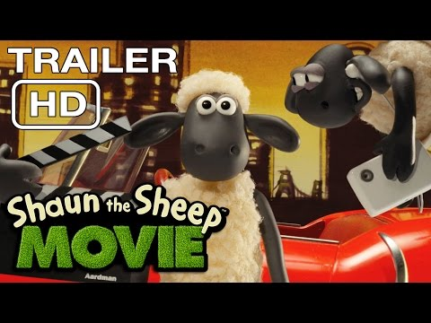Shaun The Sheep The Movie - Teaser Trailer video