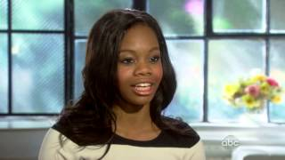 Gabby Douglas on Barbara Walters' 10 Most Fascinating People