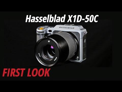 First Look: Hasselblad X1D-50c Mirrorless Medium Format Camera