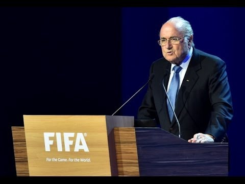 Sepp Blatter Re-Running for FIFA President
