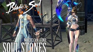 Blade & Soul Where Can I Find Soulstones ?