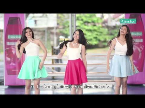 Bounce Bounce Palmolive ▶ Palmolive Hair Bounce Dance