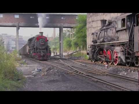 China steam finale - Jixi September 2011