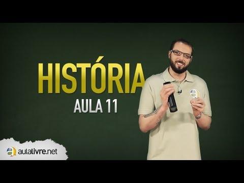 História - Aula 11 - Idade Contemporânea I