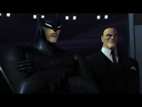 "BEWARE THE BATMAN ""Allies"" clip 2 Episode # 8 Cartoon Network DC NATION Animated TV Series"