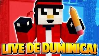 LIVE de DUMINICA! - Minecraft, OMEGLE, CS:GO & GTA 5!