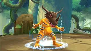 Digimon world  evolution  is a amazing game