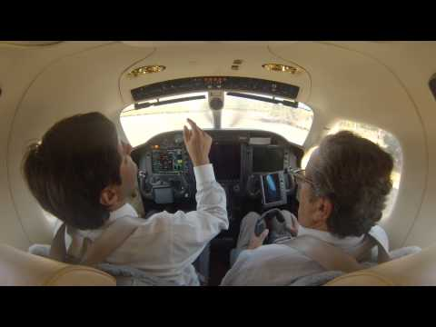 Socata TBM 850 G1000 Startup Procedure with basic annotations