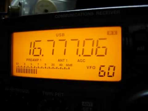 16777 kHz Philippines Radio or TV