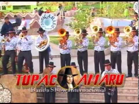**Mix susan del peru** Tupac Amaru Banda show internacional de huancayo**