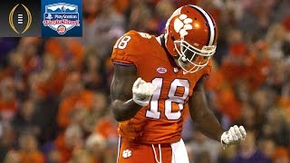Clemson DB Jadar Johnson Says He