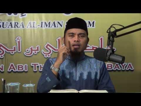 Kajian Islam: Tawassul Yang Disyariatkan - Ustadz Fadlan Fahamsyah, Lc. MHI