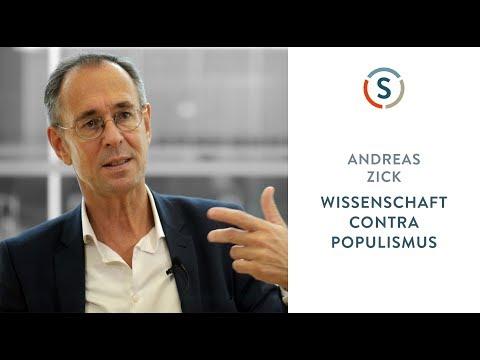 Andreas Zick: Wissenschaft contra Populismus
