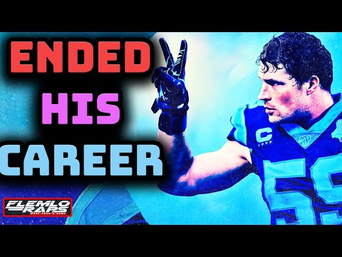 What Happened to Luke Kuechly? Why He Retired from the NFL in His Prime?