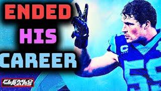 What Happened to Luke Kuechly? (Why He Retired from the NFL in His Prime?)