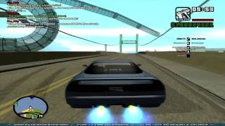 GTA SA Online Race - Drag Race - PC - HD