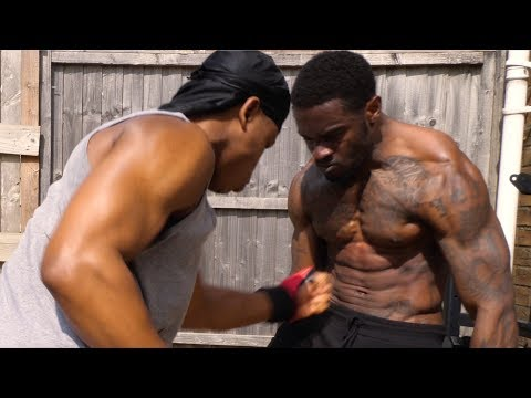 STRONG AND MIGHTY - MMA NINJA (ACTION-MOVIE)