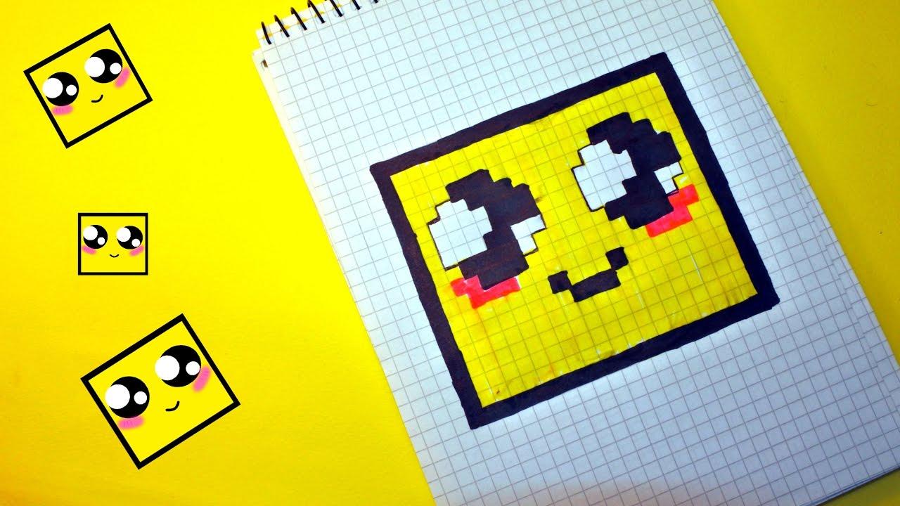 Рисунки по клеткам потому что пиксель