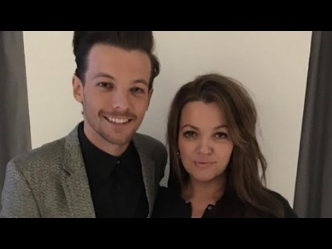 Louis Tomlinson's Late Mother Gave Final Message To One Direction Fans