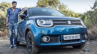 Maruti Ignis Review (Part 1) - Funky Hatchback | Faisal Khan