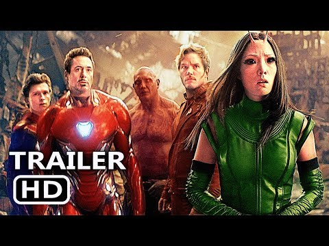 "AVENGERS: INFINITY WAR ""World VS Thanos"" TV Spot Trailer (New, 2018) Superhero Movie HD"