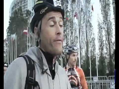 Historia de un Ironman - Sueños por hora con Josef Ajram,Luis Enrique y Pepe Navarro