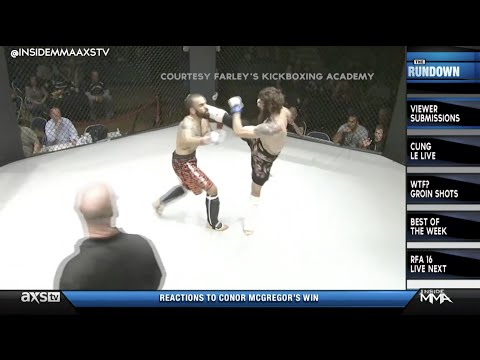 Quick Finishes Galore in Viewer Submissions on Inside MMA
